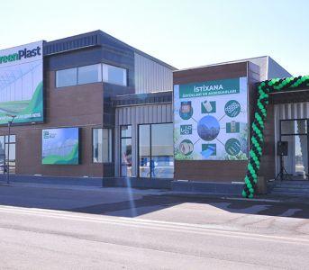 Открытие магазина Green Plast  Шамкир