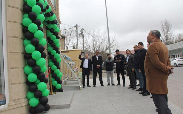 Открытие магазина Green Plast Маштаге